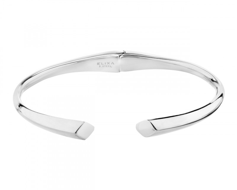 Stainless steel bangle