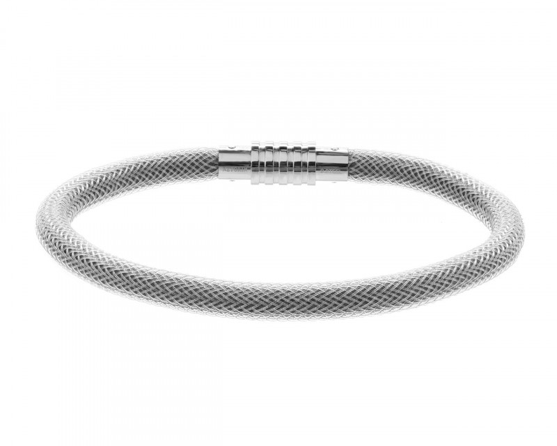 Stainless Steel, Nylon Bracelet