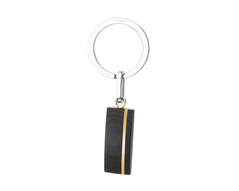 Stainless Steel Keyring