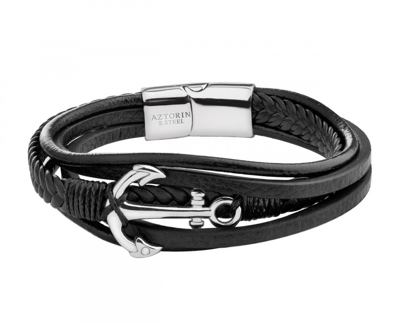 Stainless Steel Bracelet - Anchor